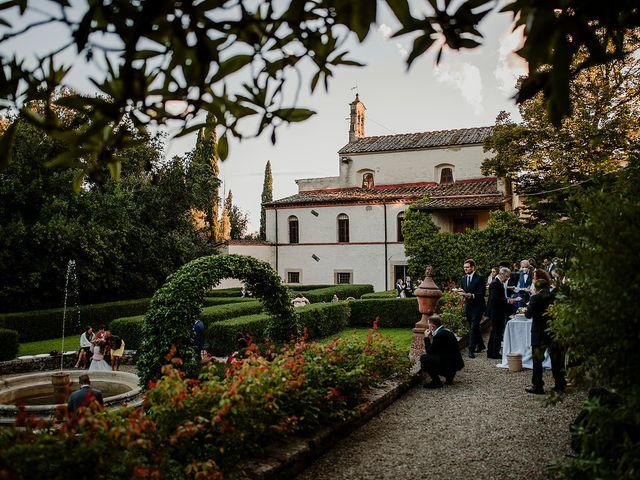 Il matrimonio di Massimiliano e Eliana a Terranuova Bracciolini, Arezzo 36