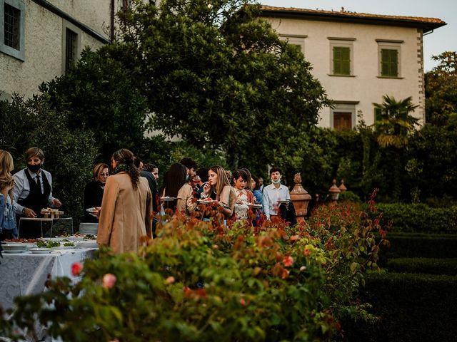 Il matrimonio di Massimiliano e Eliana a Terranuova Bracciolini, Arezzo 37