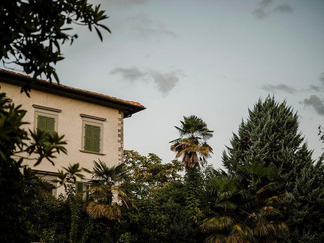 Il matrimonio di Massimiliano e Eliana a Terranuova Bracciolini, Arezzo 38