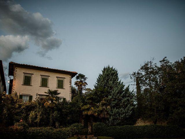 Il matrimonio di Massimiliano e Eliana a Terranuova Bracciolini, Arezzo 39