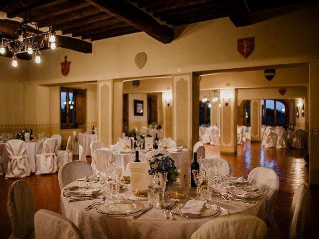 Il matrimonio di Massimiliano e Eliana a Terranuova Bracciolini, Arezzo 43
