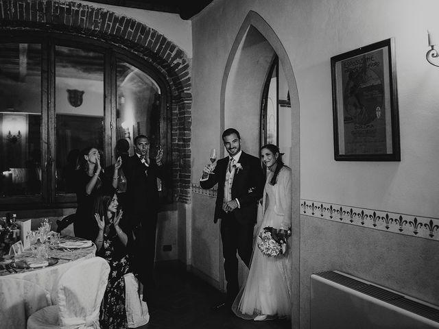 Il matrimonio di Massimiliano e Eliana a Terranuova Bracciolini, Arezzo 47