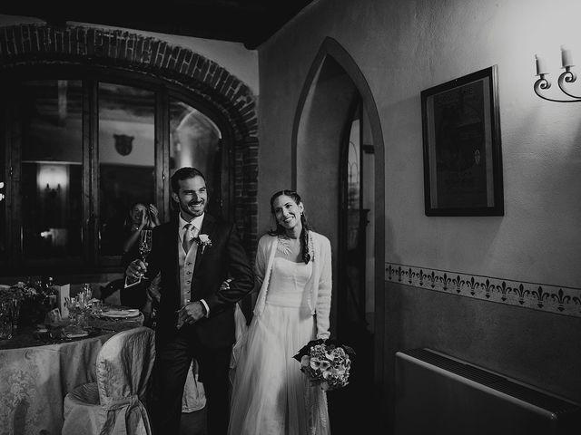 Il matrimonio di Massimiliano e Eliana a Terranuova Bracciolini, Arezzo 48