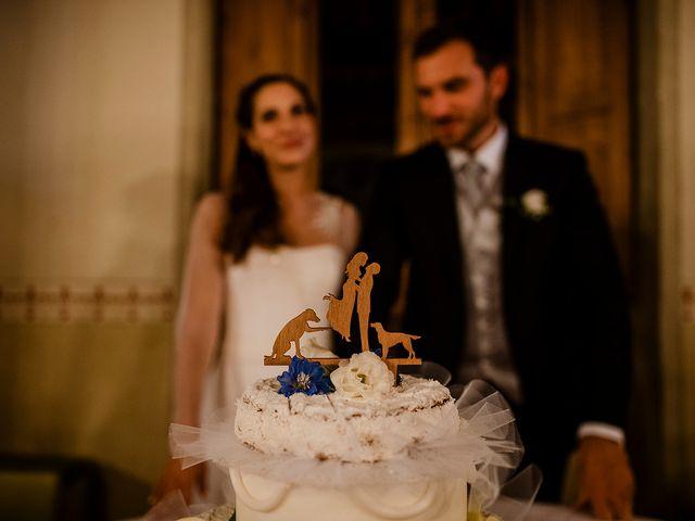 Il matrimonio di Massimiliano e Eliana a Terranuova Bracciolini, Arezzo 49