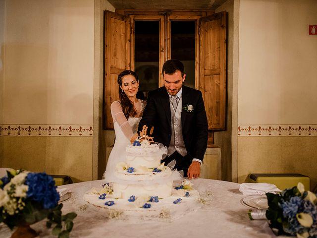 Il matrimonio di Massimiliano e Eliana a Terranuova Bracciolini, Arezzo 50