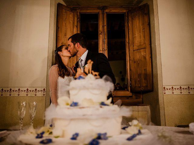 Il matrimonio di Massimiliano e Eliana a Terranuova Bracciolini, Arezzo 51