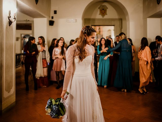 Il matrimonio di Massimiliano e Eliana a Terranuova Bracciolini, Arezzo 53