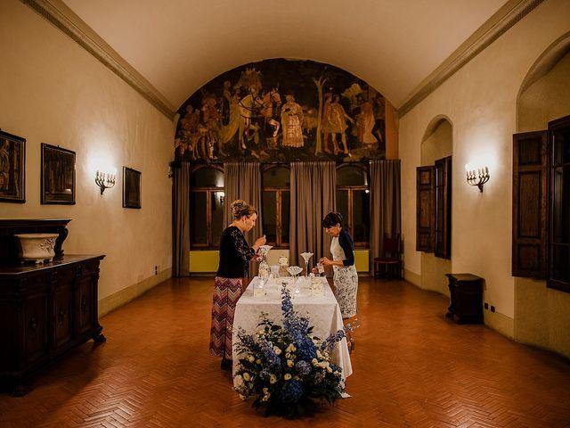 Il matrimonio di Massimiliano e Eliana a Terranuova Bracciolini, Arezzo 55