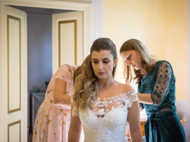 Il matrimonio di Andrea e Giulia a Solignano, Parma 15
