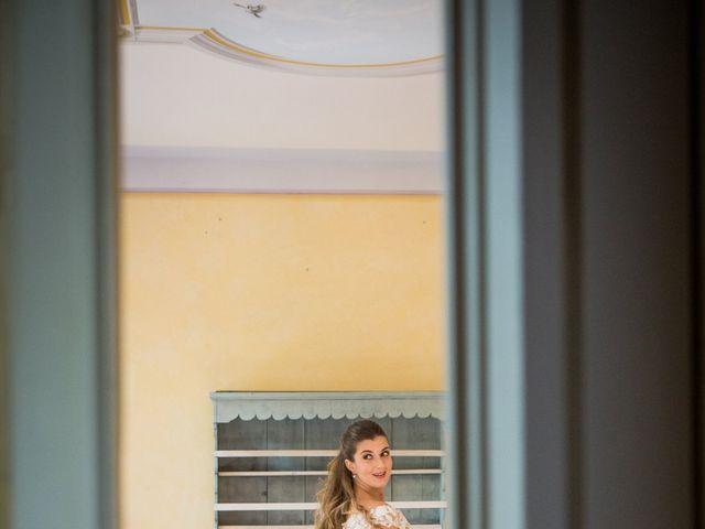 Il matrimonio di Andrea e Giulia a Solignano, Parma 17