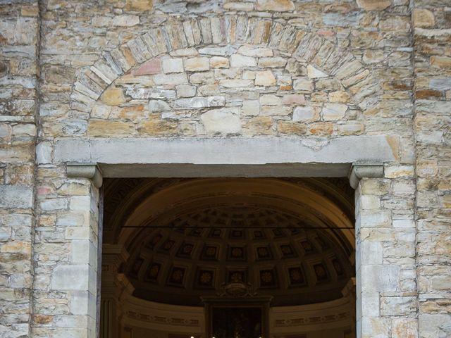 Il matrimonio di Andrea e Giulia a Solignano, Parma 19