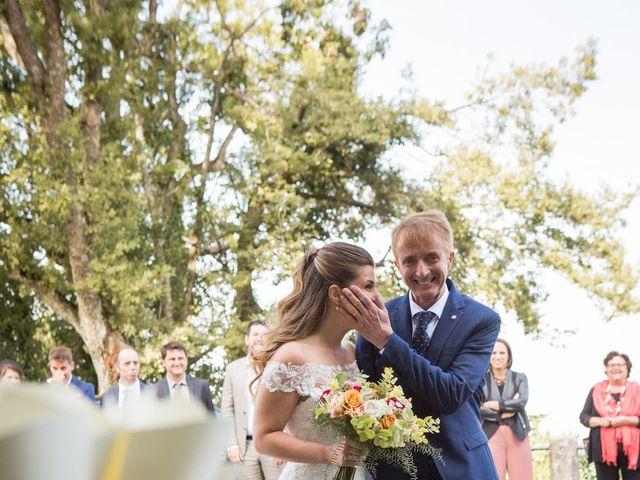 Il matrimonio di Andrea e Giulia a Solignano, Parma 22