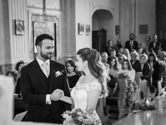Il matrimonio di Andrea e Giulia a Solignano, Parma 24