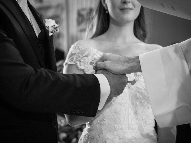 Il matrimonio di Andrea e Giulia a Solignano, Parma 25