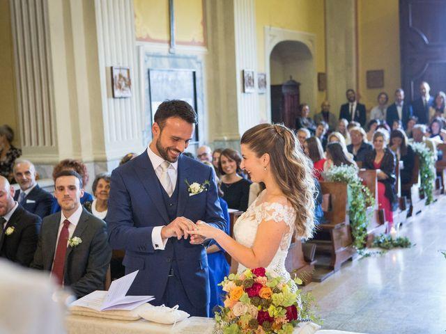 Il matrimonio di Andrea e Giulia a Solignano, Parma 26