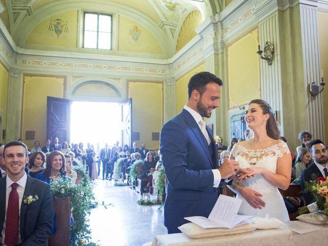 Il matrimonio di Andrea e Giulia a Solignano, Parma 27