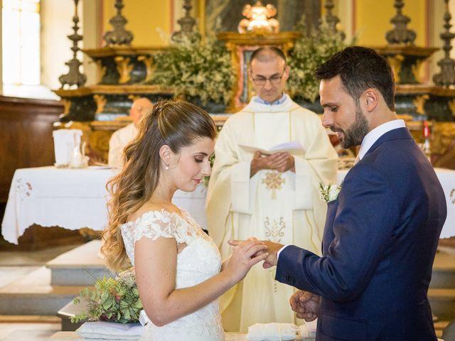 Il matrimonio di Andrea e Giulia a Solignano, Parma 28