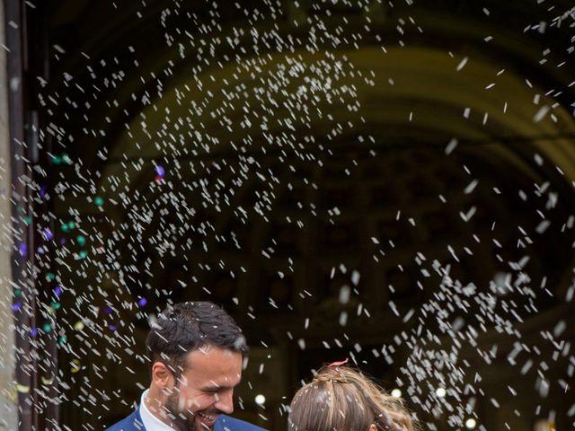Il matrimonio di Andrea e Giulia a Solignano, Parma 31