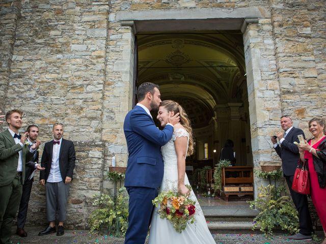Il matrimonio di Andrea e Giulia a Solignano, Parma 32