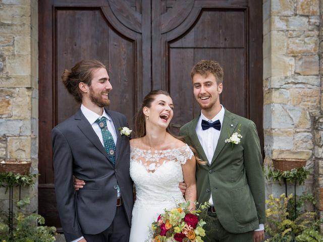 Il matrimonio di Andrea e Giulia a Solignano, Parma 33