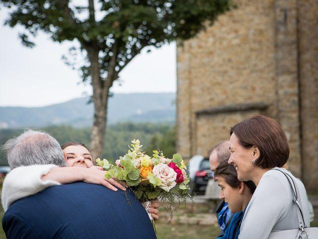 Il matrimonio di Andrea e Giulia a Solignano, Parma 34