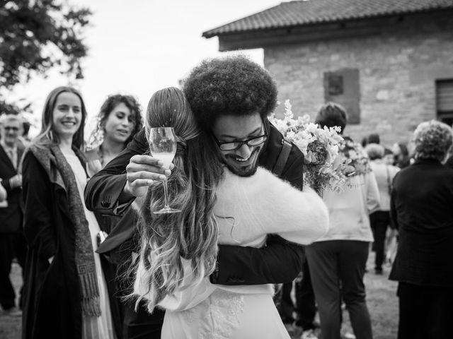 Il matrimonio di Andrea e Giulia a Solignano, Parma 35