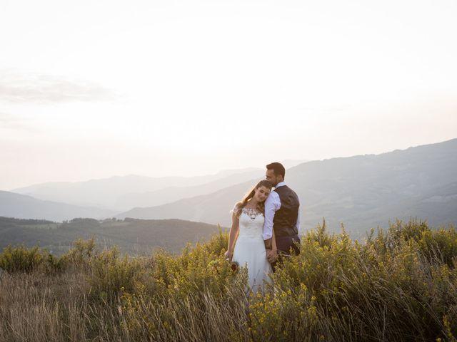 Il matrimonio di Andrea e Giulia a Solignano, Parma 39