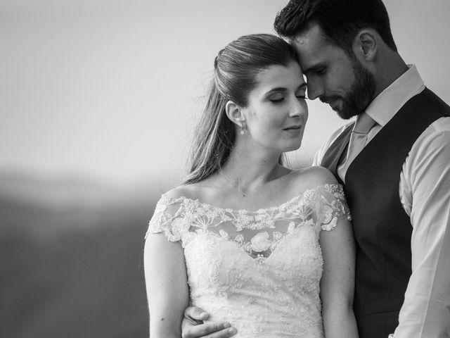 Il matrimonio di Andrea e Giulia a Solignano, Parma 44