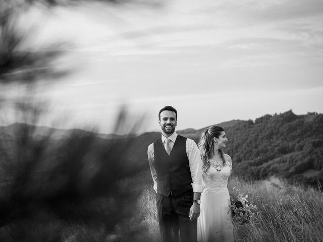 Il matrimonio di Andrea e Giulia a Solignano, Parma 48