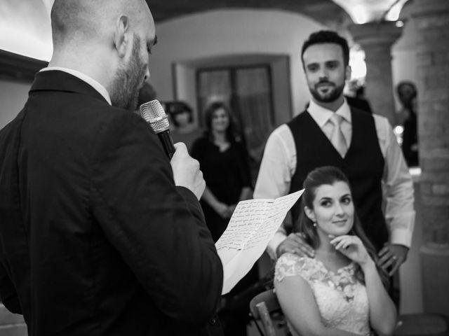 Il matrimonio di Andrea e Giulia a Solignano, Parma 53