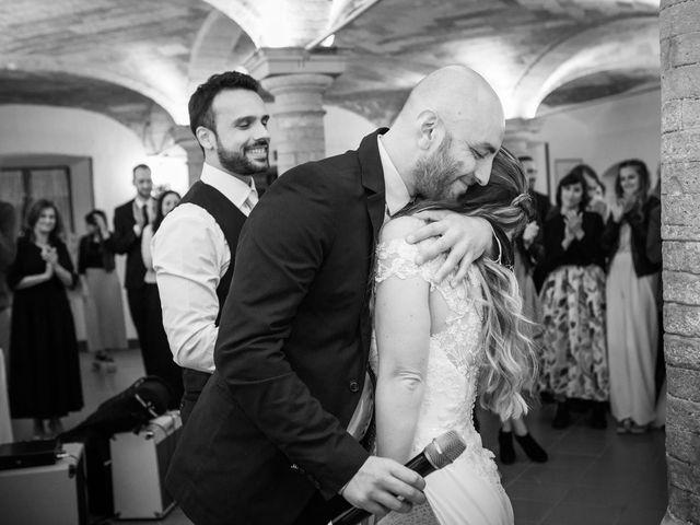 Il matrimonio di Andrea e Giulia a Solignano, Parma 54