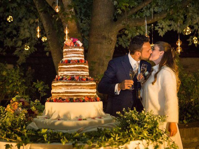 Il matrimonio di Andrea e Giulia a Solignano, Parma 56