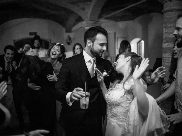 Il matrimonio di Andrea e Giulia a Solignano, Parma 61
