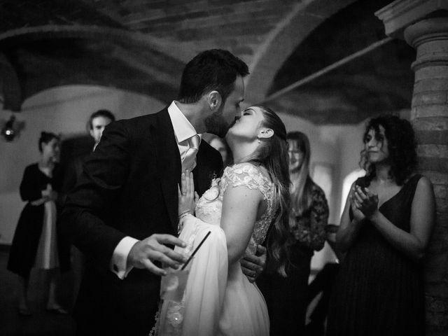 Il matrimonio di Andrea e Giulia a Solignano, Parma 62