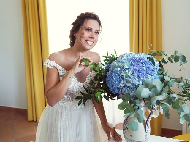 Il matrimonio di Antonella e Stefano a Maiori, Salerno 12