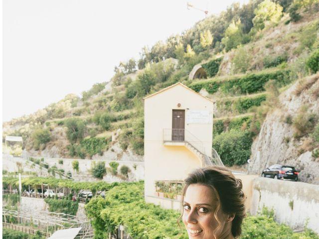Il matrimonio di Antonella e Stefano a Maiori, Salerno 17