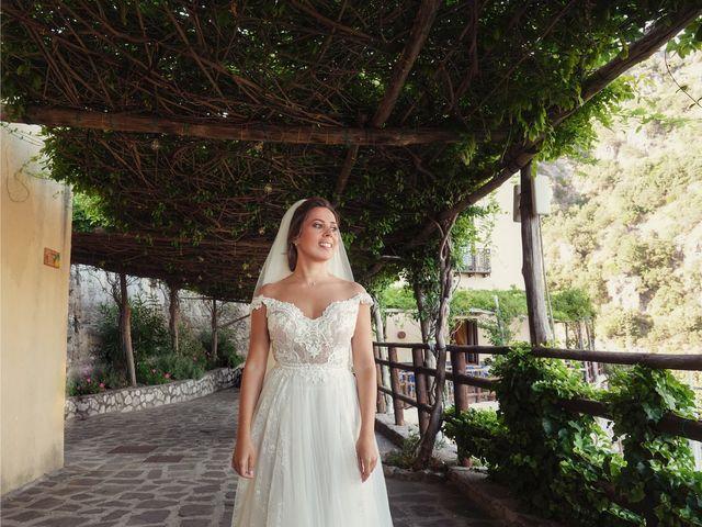 Il matrimonio di Antonella e Stefano a Maiori, Salerno 27