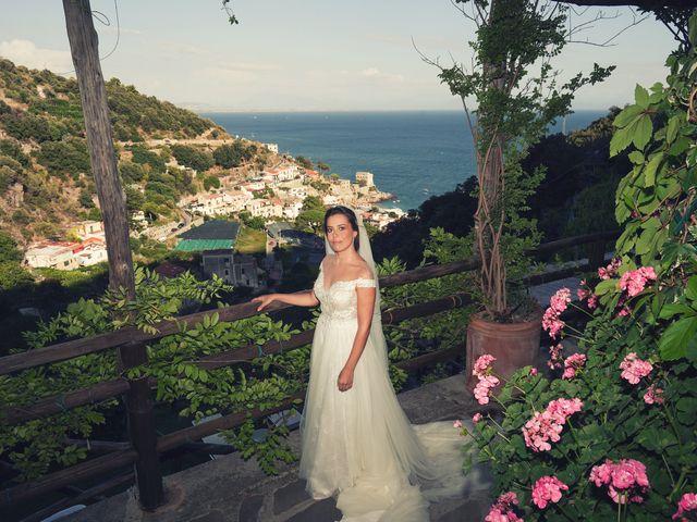 Il matrimonio di Antonella e Stefano a Maiori, Salerno 28