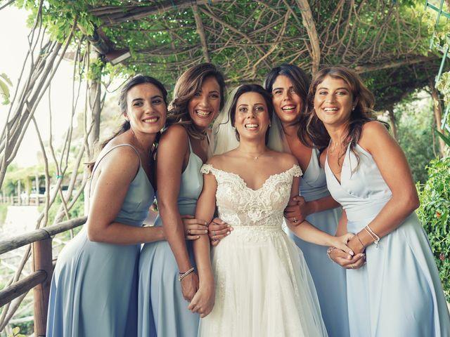 Il matrimonio di Antonella e Stefano a Maiori, Salerno 29