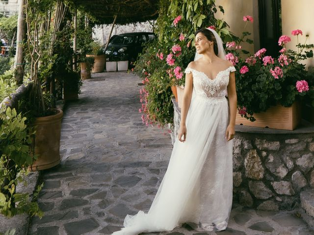 Il matrimonio di Antonella e Stefano a Maiori, Salerno 30