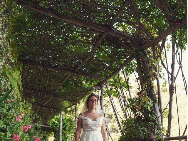 Il matrimonio di Antonella e Stefano a Maiori, Salerno 31
