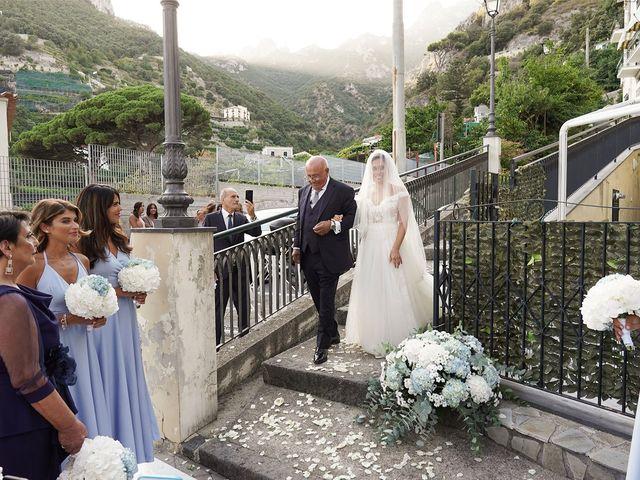 Il matrimonio di Antonella e Stefano a Maiori, Salerno 38
