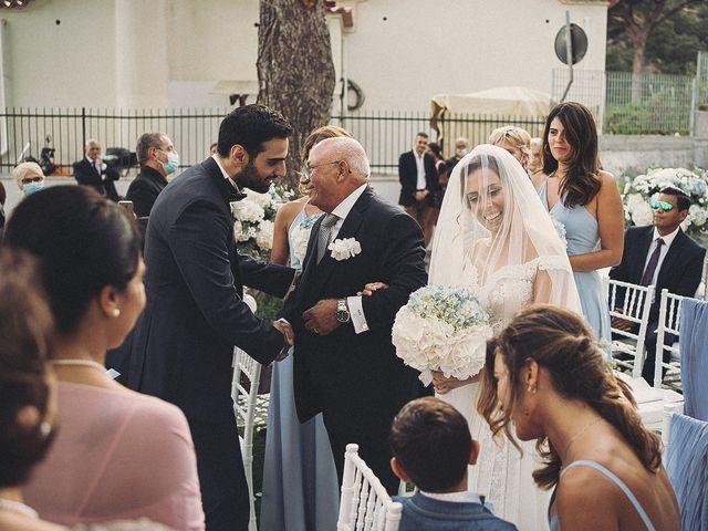 Il matrimonio di Antonella e Stefano a Maiori, Salerno 39