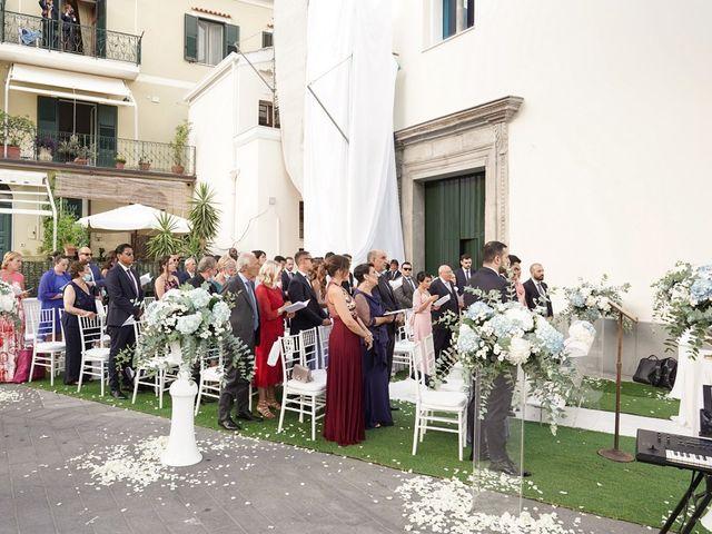 Il matrimonio di Antonella e Stefano a Maiori, Salerno 41