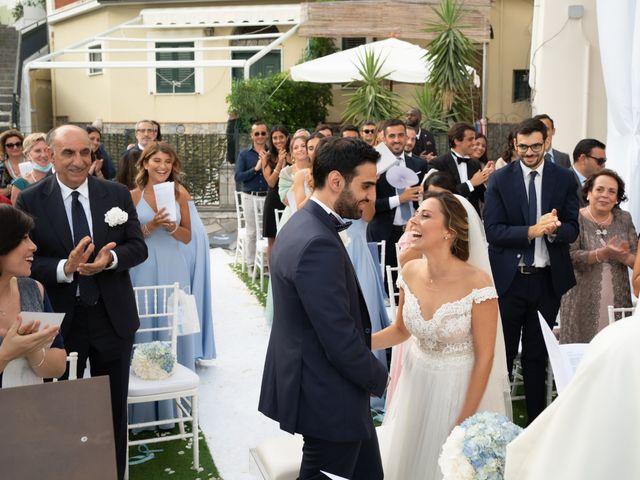 Il matrimonio di Antonella e Stefano a Maiori, Salerno 43