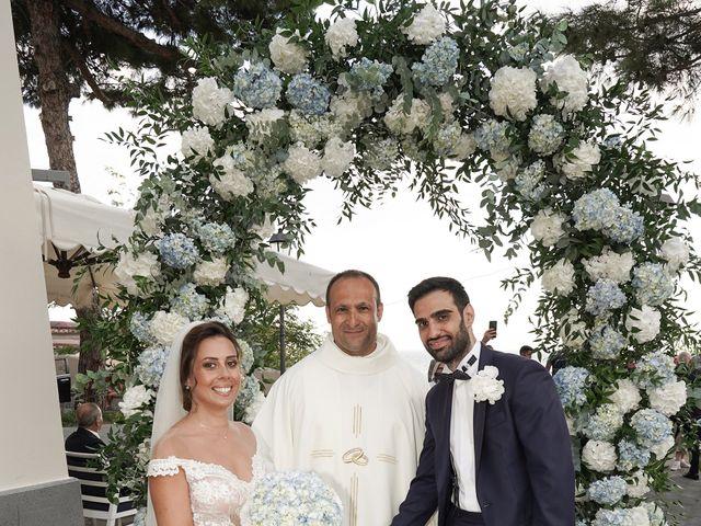 Il matrimonio di Antonella e Stefano a Maiori, Salerno 46
