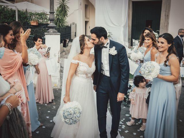 Il matrimonio di Antonella e Stefano a Maiori, Salerno 47