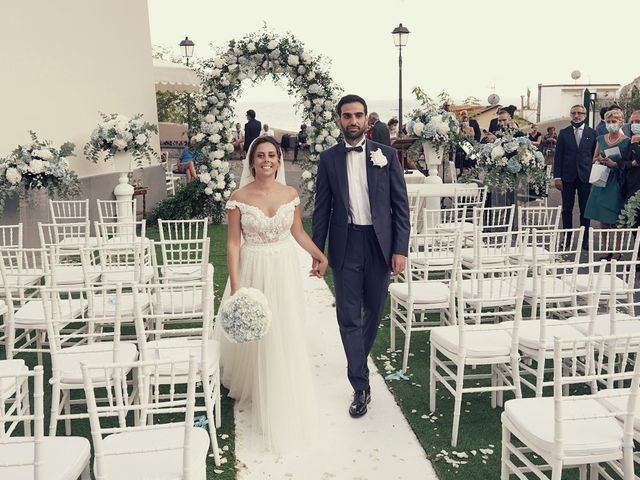 Il matrimonio di Antonella e Stefano a Maiori, Salerno 48