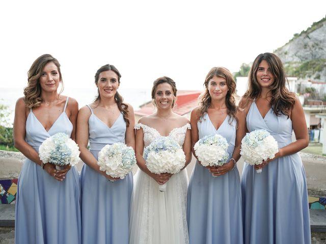 Il matrimonio di Antonella e Stefano a Maiori, Salerno 49
