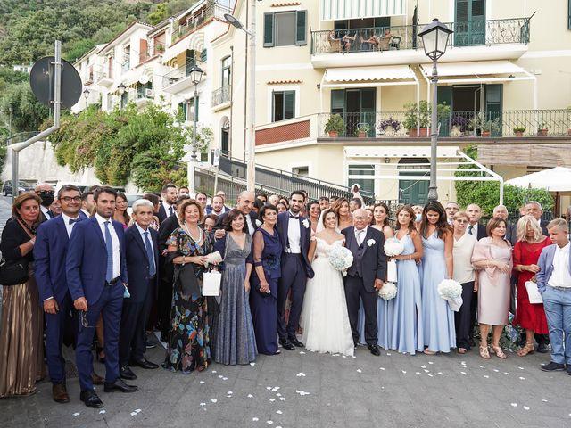 Il matrimonio di Antonella e Stefano a Maiori, Salerno 50